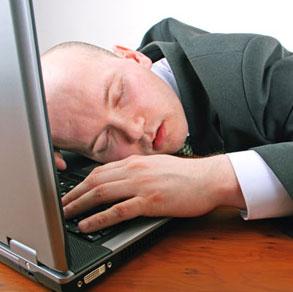 Asleep At Your Desk