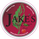Jake's Mint Chew - Cherry