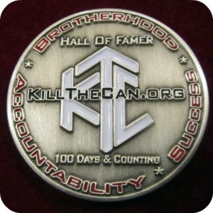 Silver HOF Coin