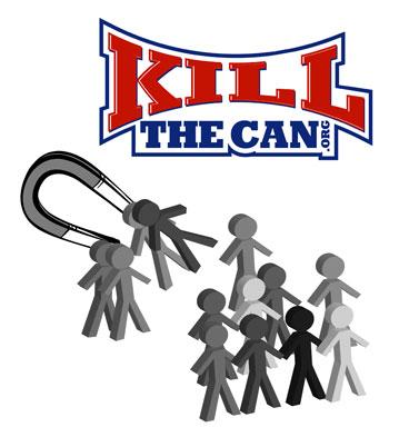 KillTheCan Member Retention